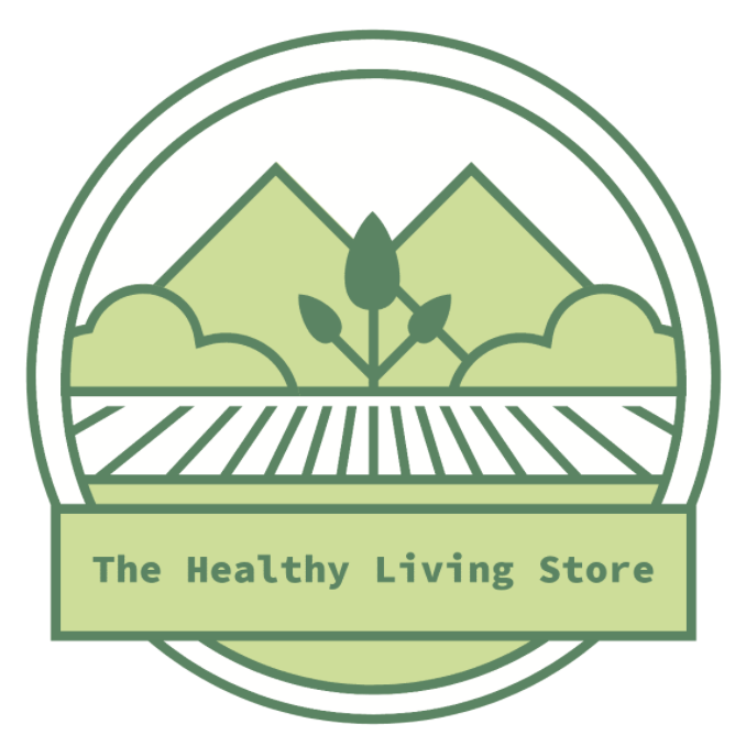 The Healthy Living Store logo