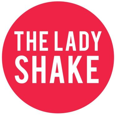 The Lady Shake logo