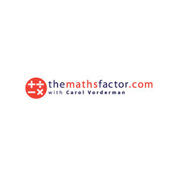 The Maths Factor logo