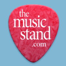 The Music Stand logo