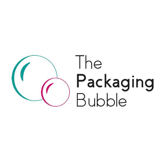 The Packaging Bubble logo