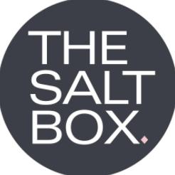 The Salt Box logo