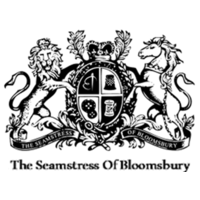 The Seamstress of Bloomsbury logo