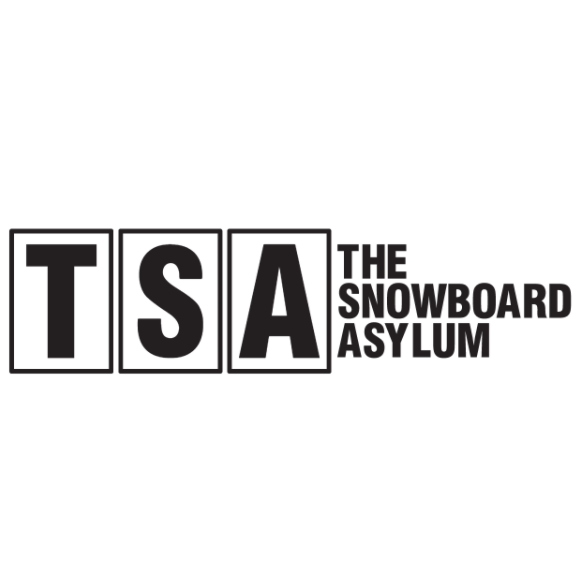 The Snowboard Asylum logo
