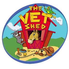 The Vet Shed logo