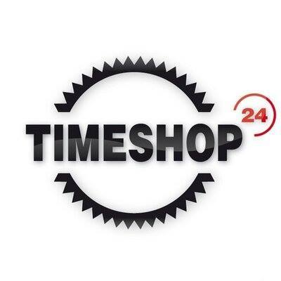 Timeshop24 logo