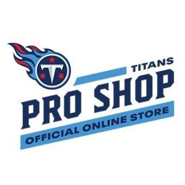 Titans Pro Shop logo