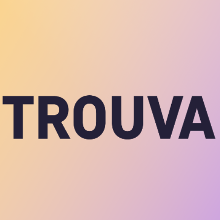 Trouva logo