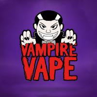 Vampire vape logo