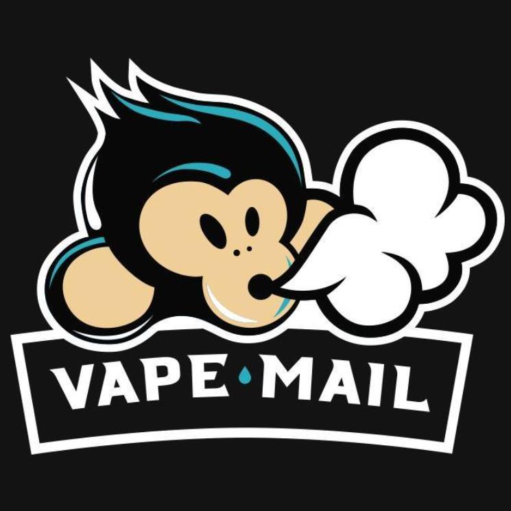 Vape-Mail logo