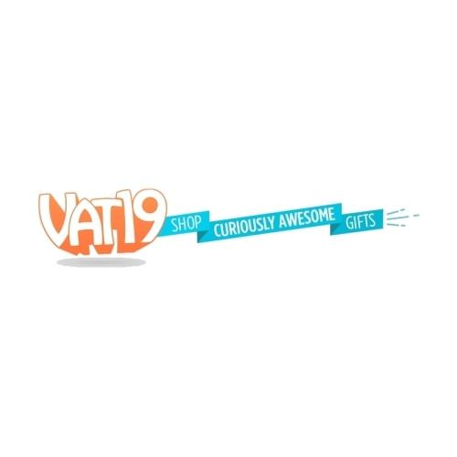 Vat19 logo