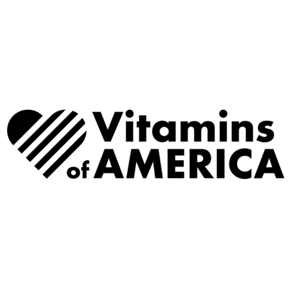 Vitamins of America logo