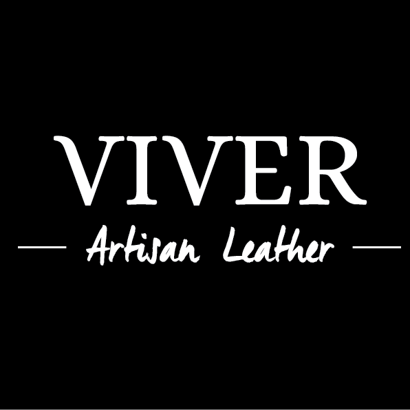 VIVER Leather logo