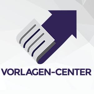 Vorlagen-Center logo