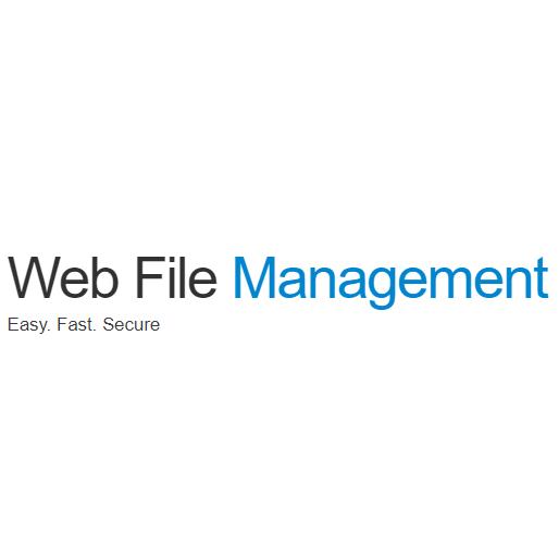 Web File Management logo