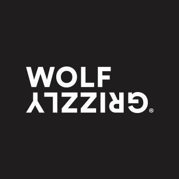 Wolf and Grizzly logo