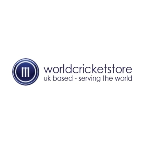 Worldcricketstore logo