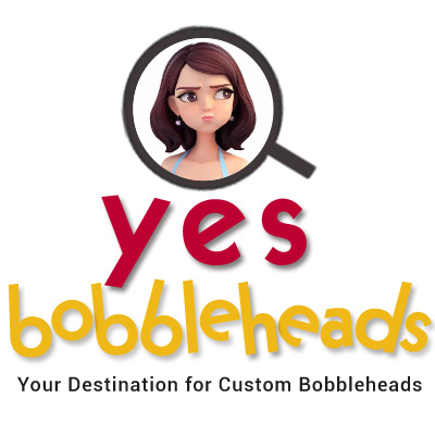 Yes Bobbleheads logo