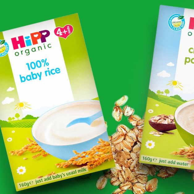 Win one of five HiPP Cereals bundles including a £50 Asda Gift Card