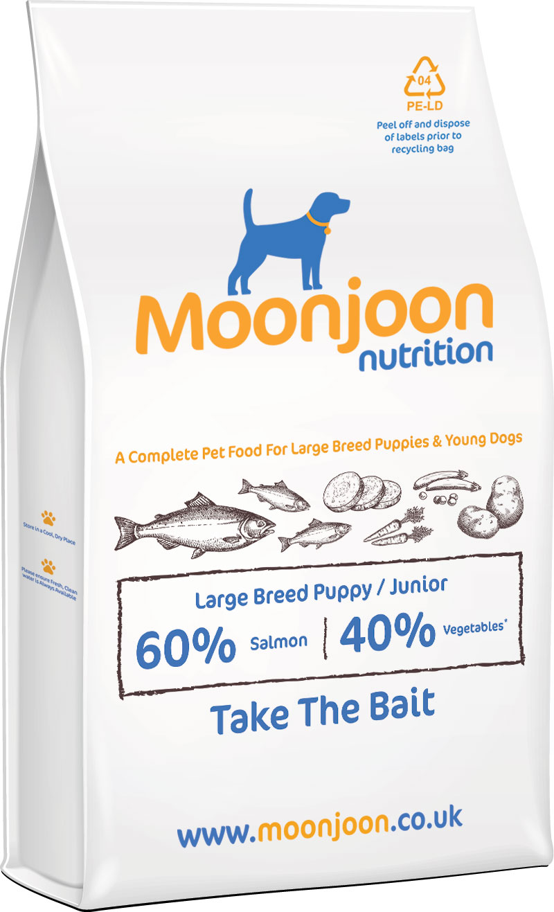 Free Moonjoon Dog Food samples