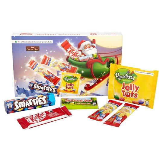Review & Keep a Nestle Selection Box