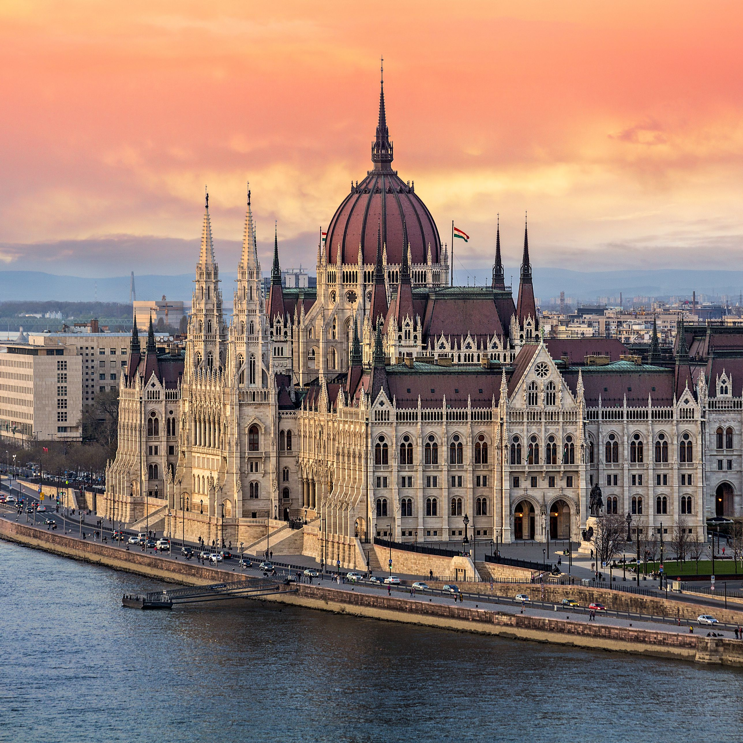 Win a relaxing break in Budapest
