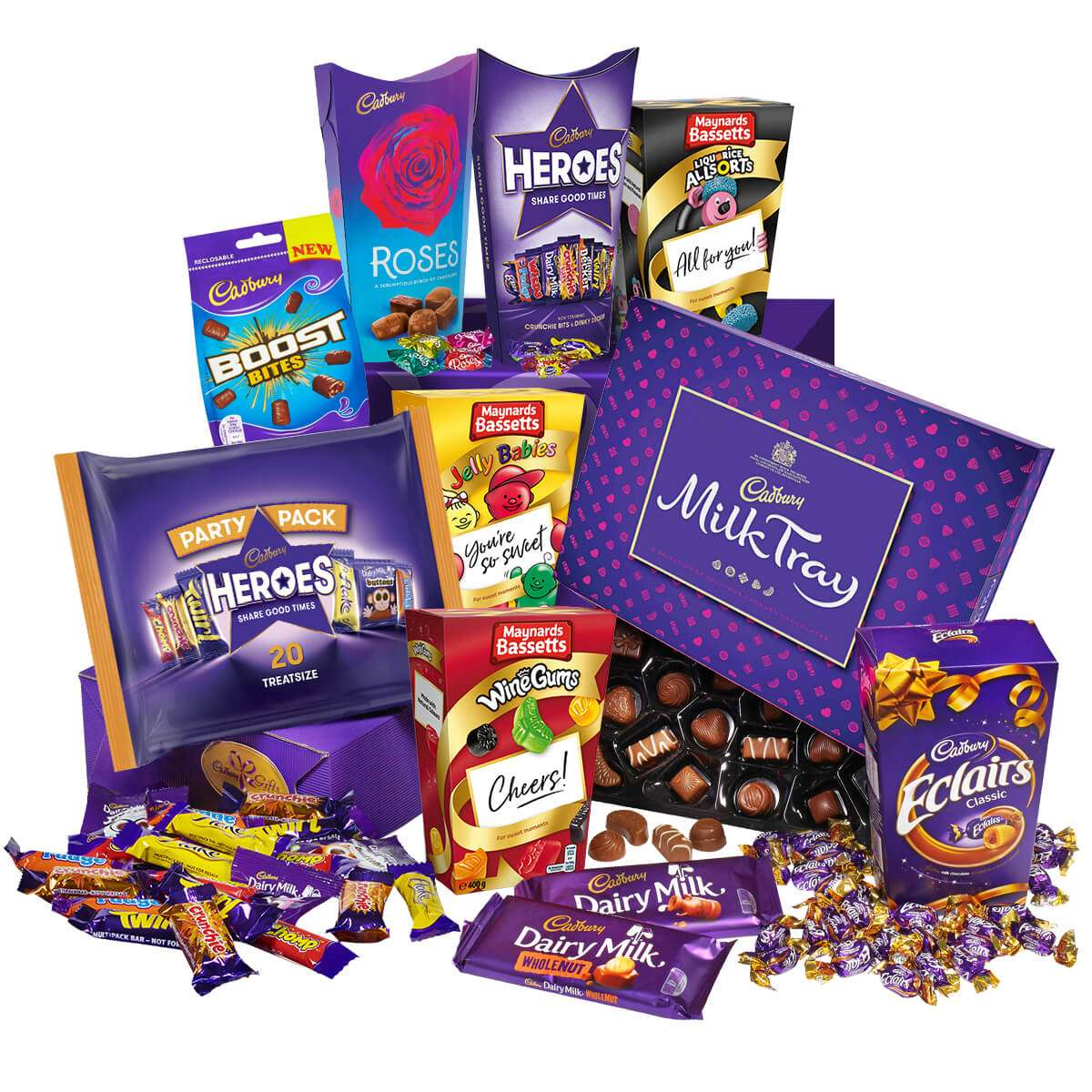 Win a Cadbury Hamper