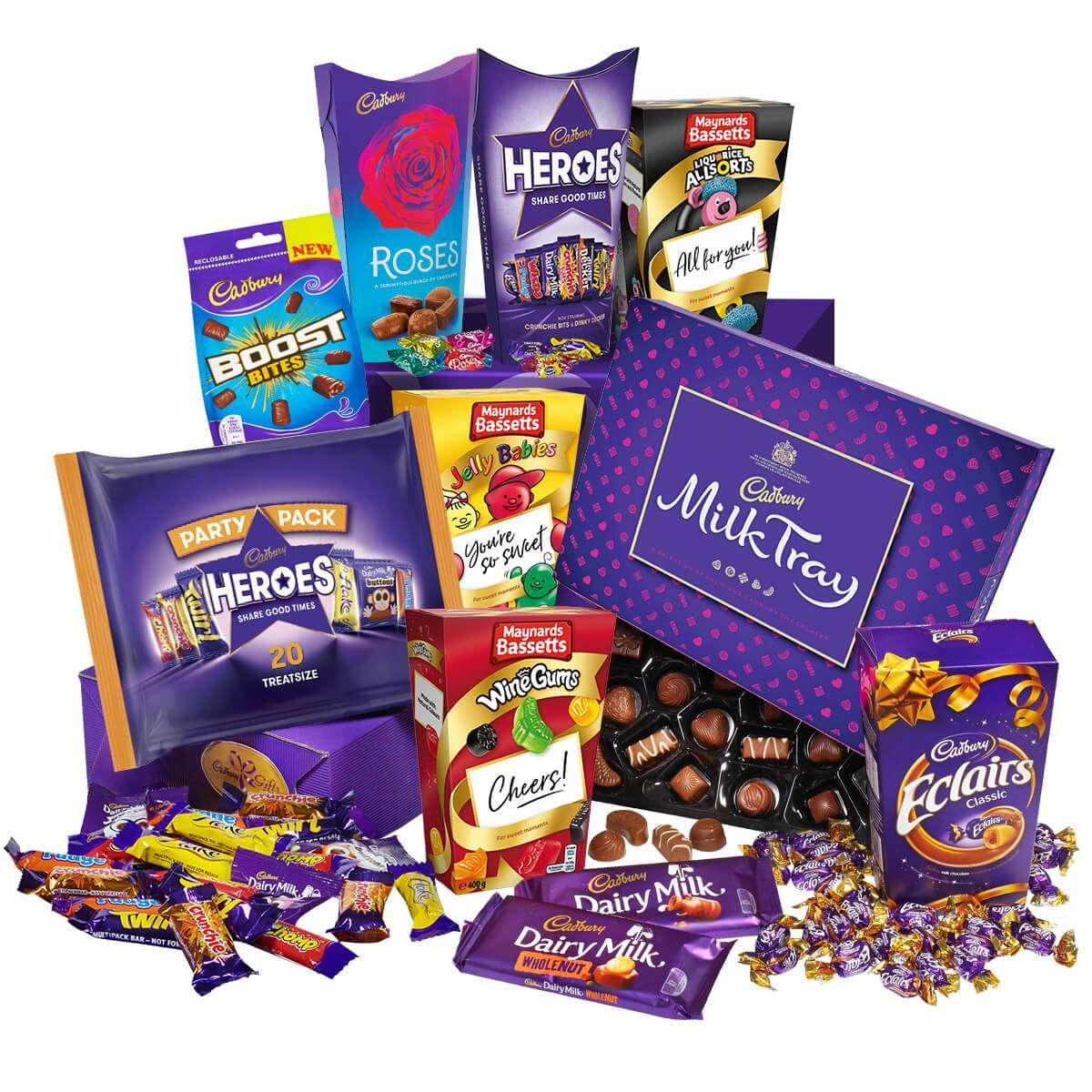 Win a Cadbury Hamper