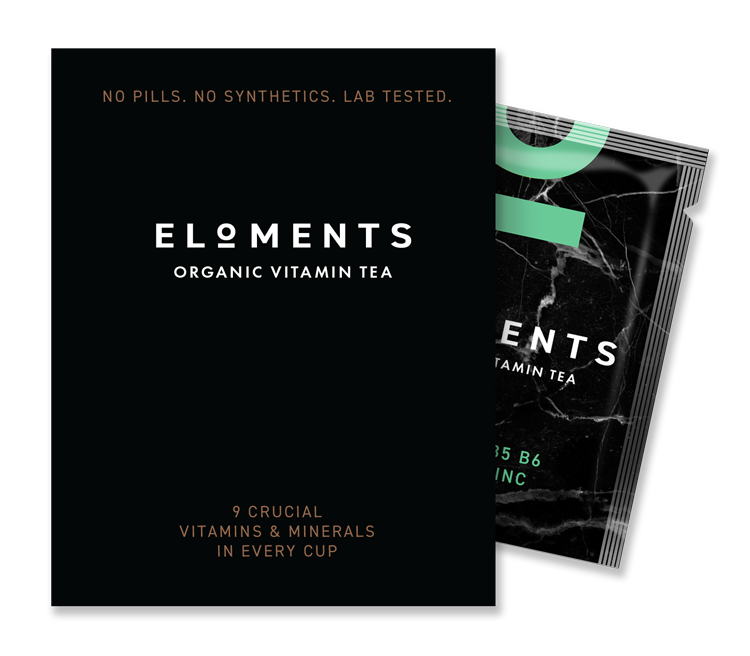 FREE Eloments Tea Sample