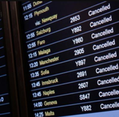 Free Flight Cancellation Claim