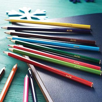 Free Coloured Pencils