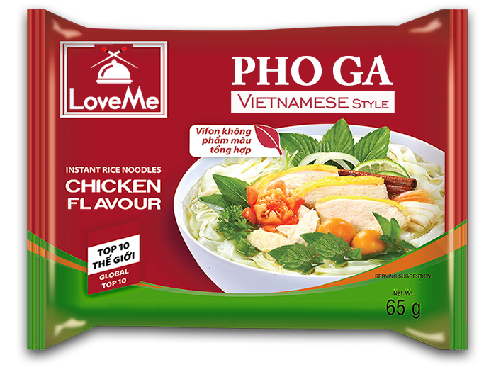 Free Samples of Pho Ga Instant Rice Noodles