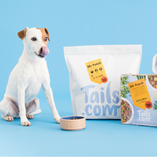 Get Free Dog food delivered to your door!