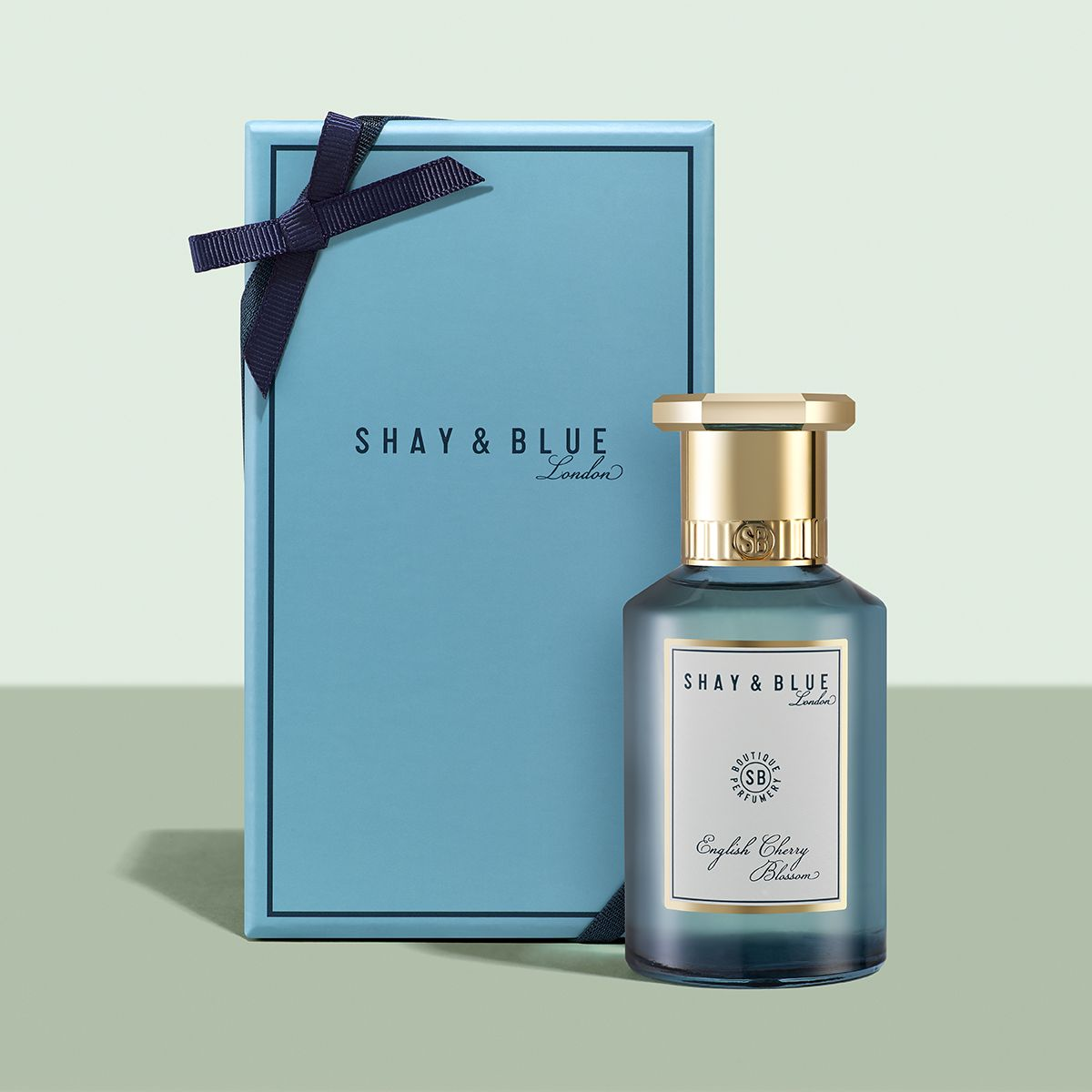 Get your Free Shay & Blue Fragrance