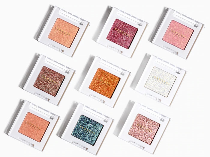 Free Eyeshadow Palette sample