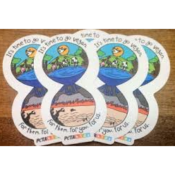 Free Climate change stickers