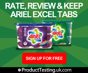 Review and Keep Free Ariel Excel Tabs