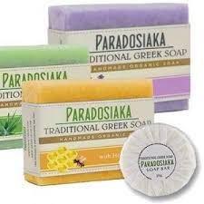 Free Greek soap samples