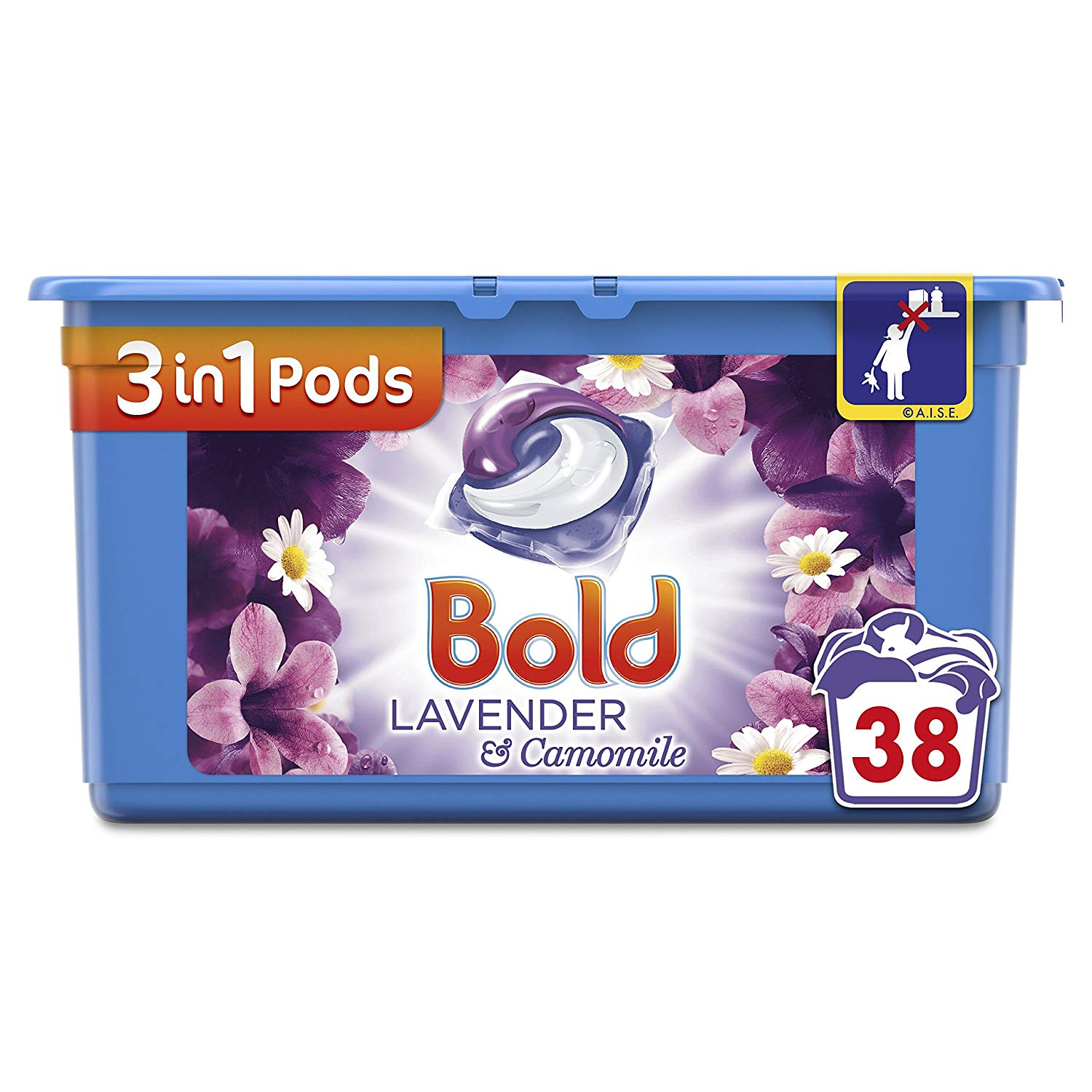 Review Bold 3-in-1 laundry pods and receive a year supply