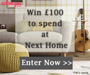 Free £100 to spend at Next Home