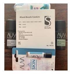 Free AUVA Shave Cream