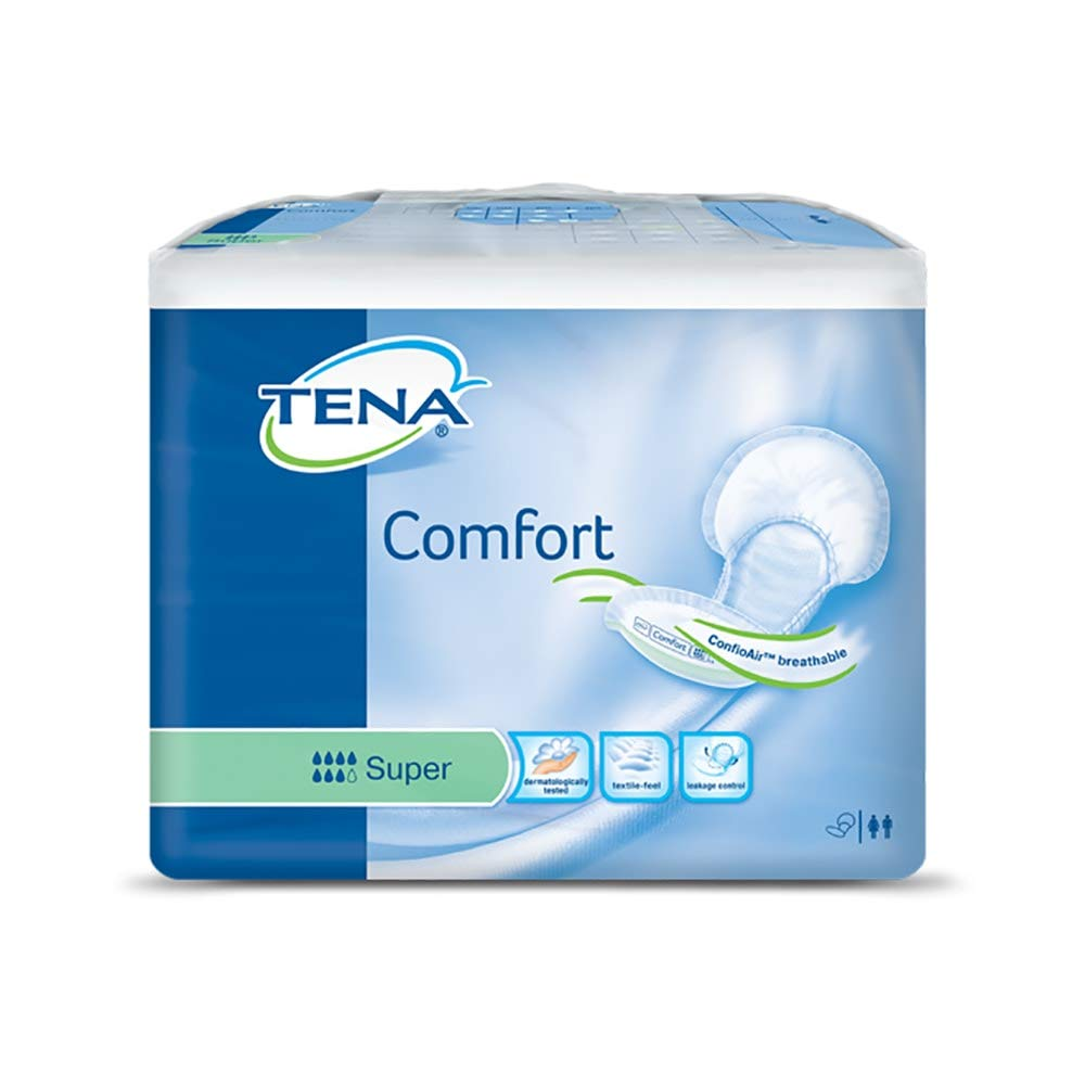 Free Incontinence pads from Tena
